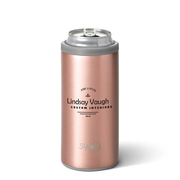 Customized Skinny Can Cooler - IPG Imagine Promotional Group