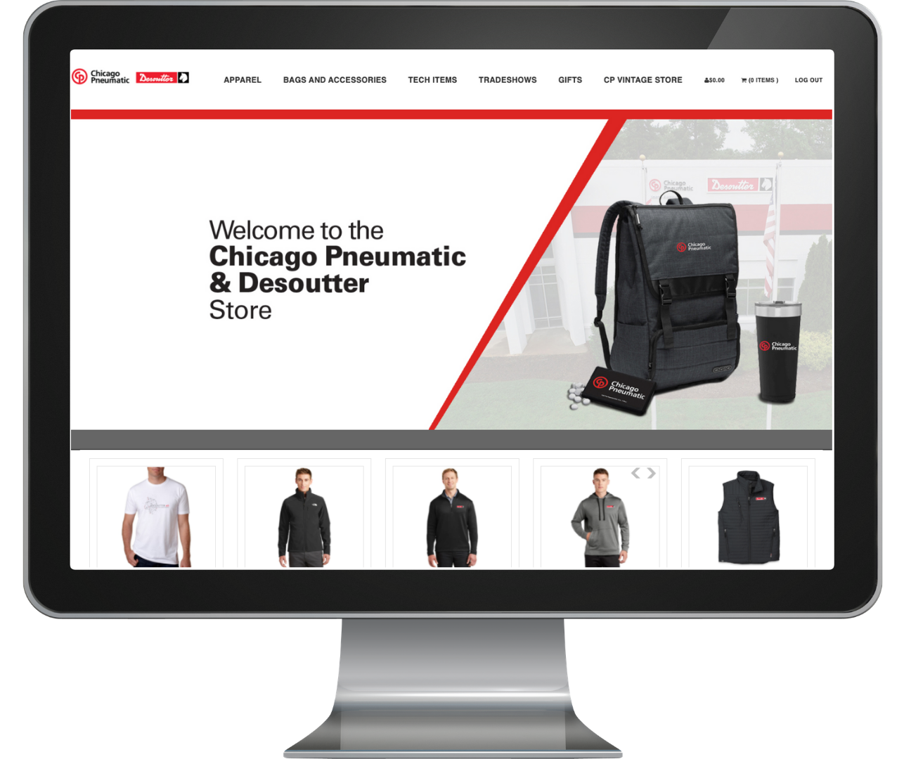 Company Store for CPTools