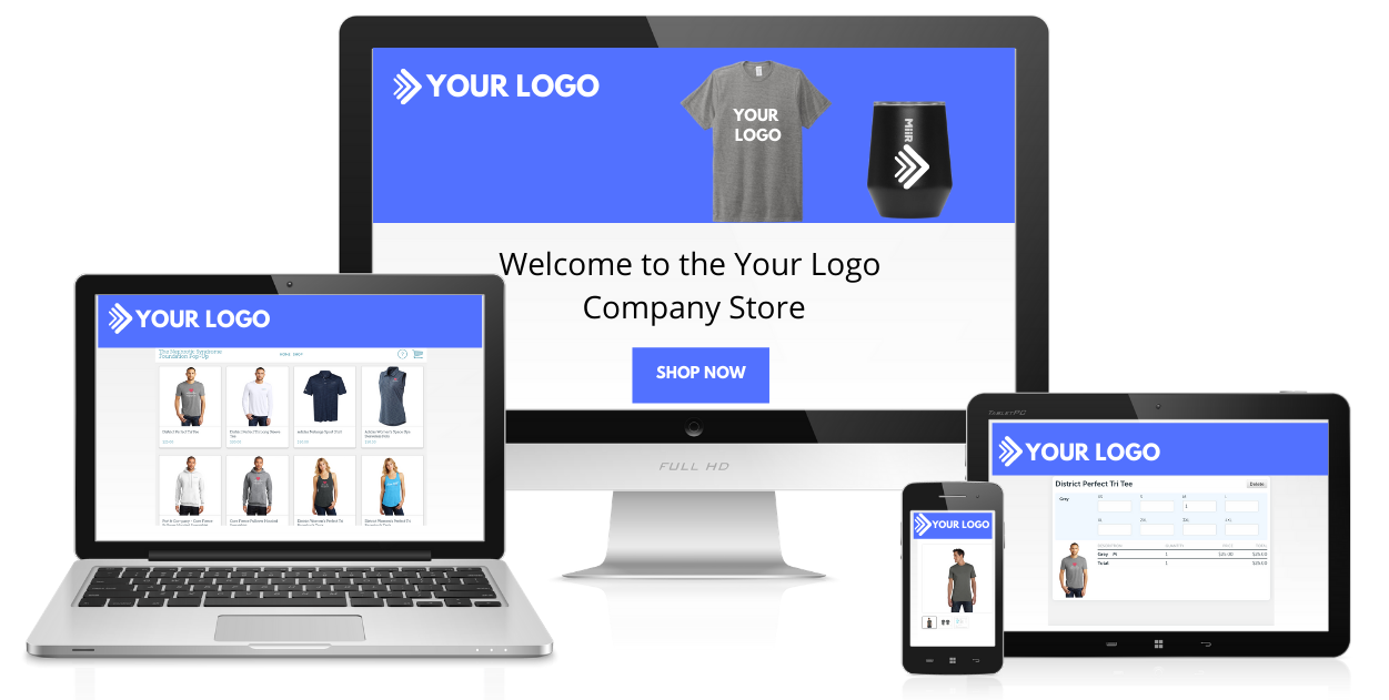 Imagine Promotional Group company store example